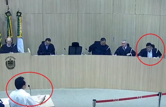 _Sessão de Julgamento do Caso IDEPI