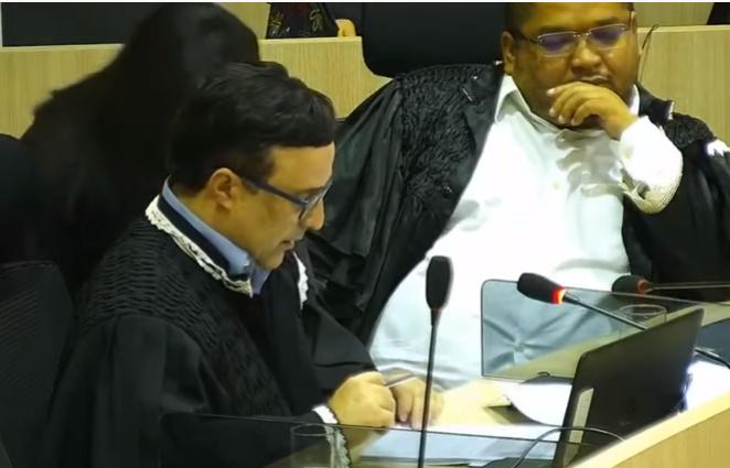 _Delano Câmara, durante leitura dos eu voto, que negou todas as preliminares de exclusão de partes do polo passível do processo