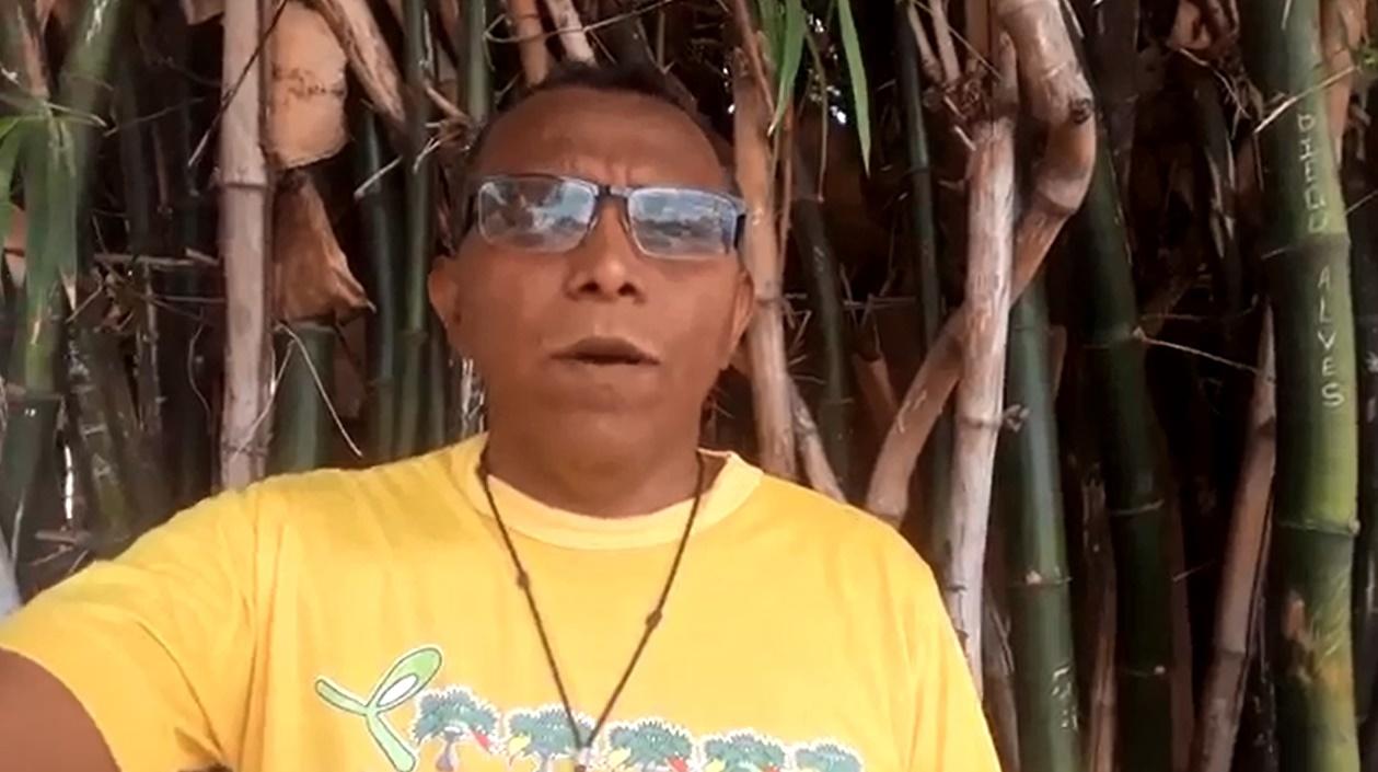 Professor Luiz, da Associações dos Pacientes Renais do Piauí