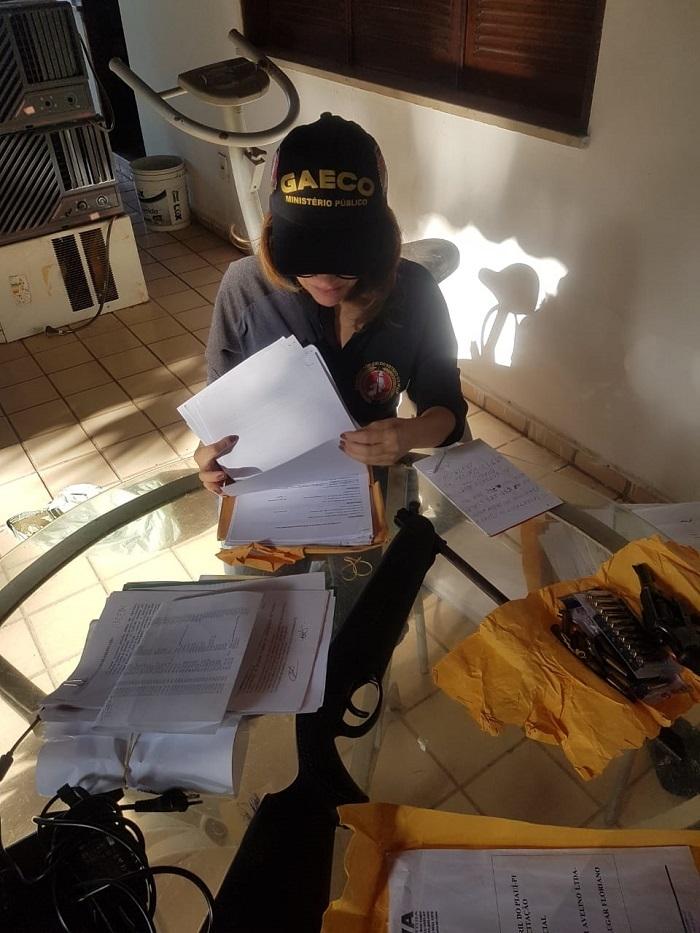 _Registro feito durante a operação (Foto: Divulgação)