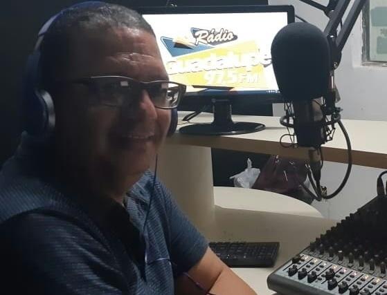 Radialista Euclides Alves