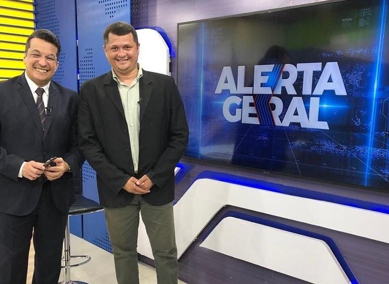 Tony Trindade e Felipe Reis