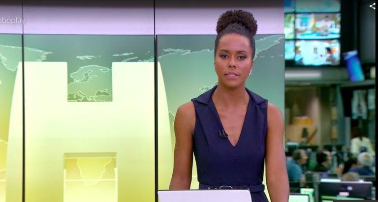 Globo Toma Drástica Atitude Tira Maju Coutinho De Jornal E