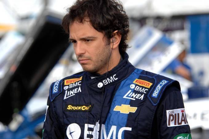 O ex-piloto de Stock Car Tuka Rocha