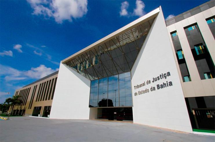 _Tribunal de Justiça da Bahia (Foto: Divulgação)