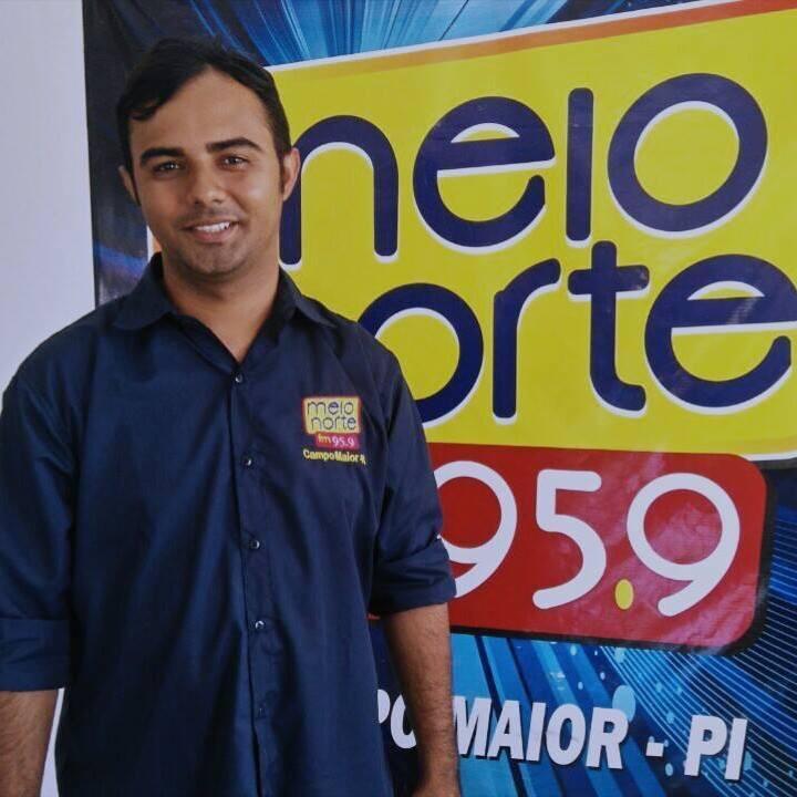 Radialista Girlêudo Silva