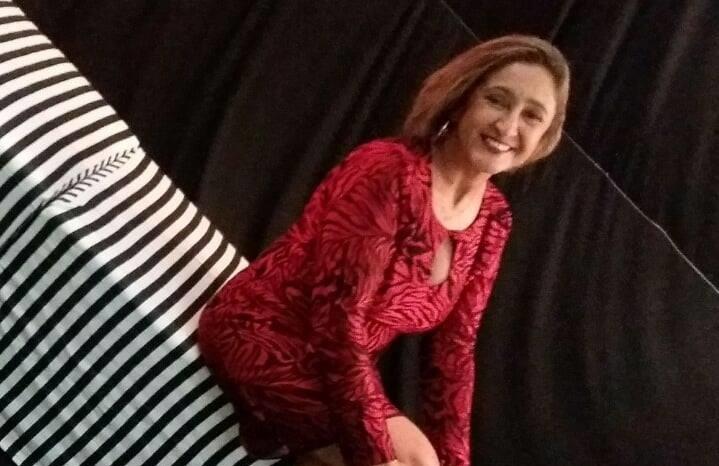 Eliane Maria Alves da Fonseca, mãe do prefeito