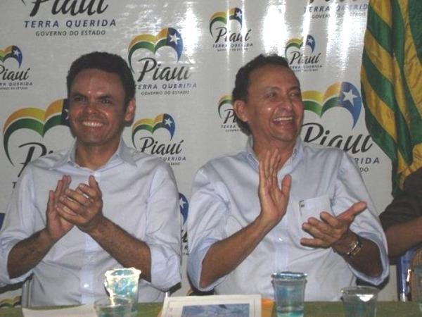 Gil Carlos e seu tio Ednei Modesto
