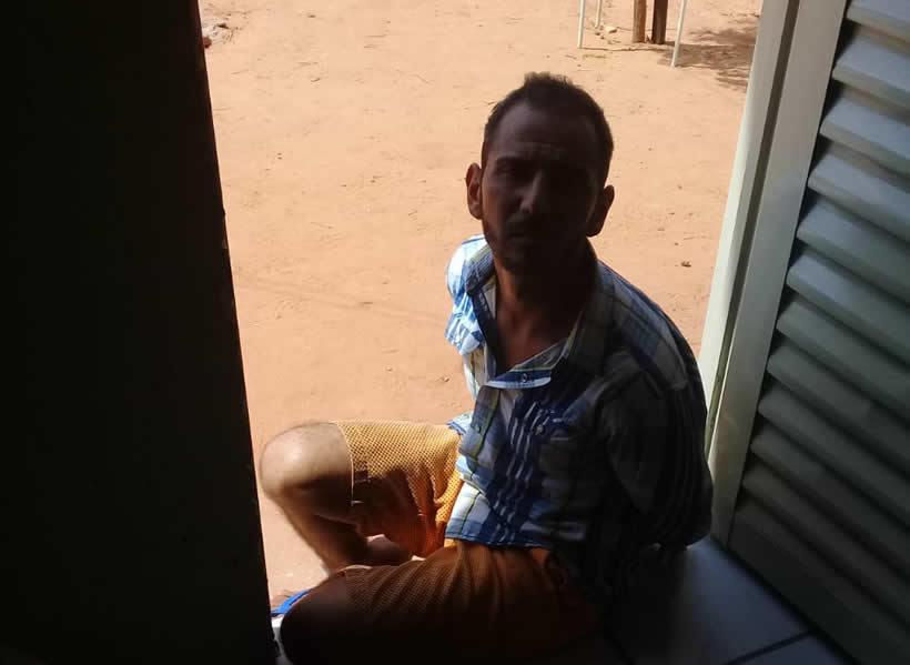 Ramon Dantas, acusado de furto