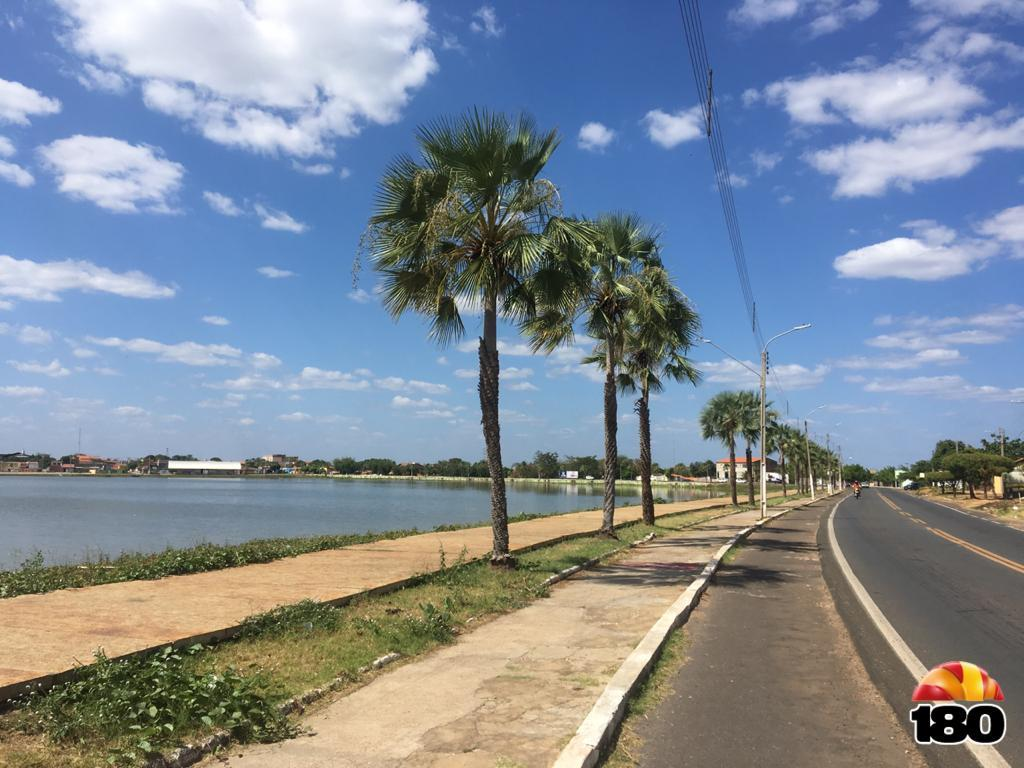 Campo Maior é uma das cidades que estão sob alerta de baixa umidade