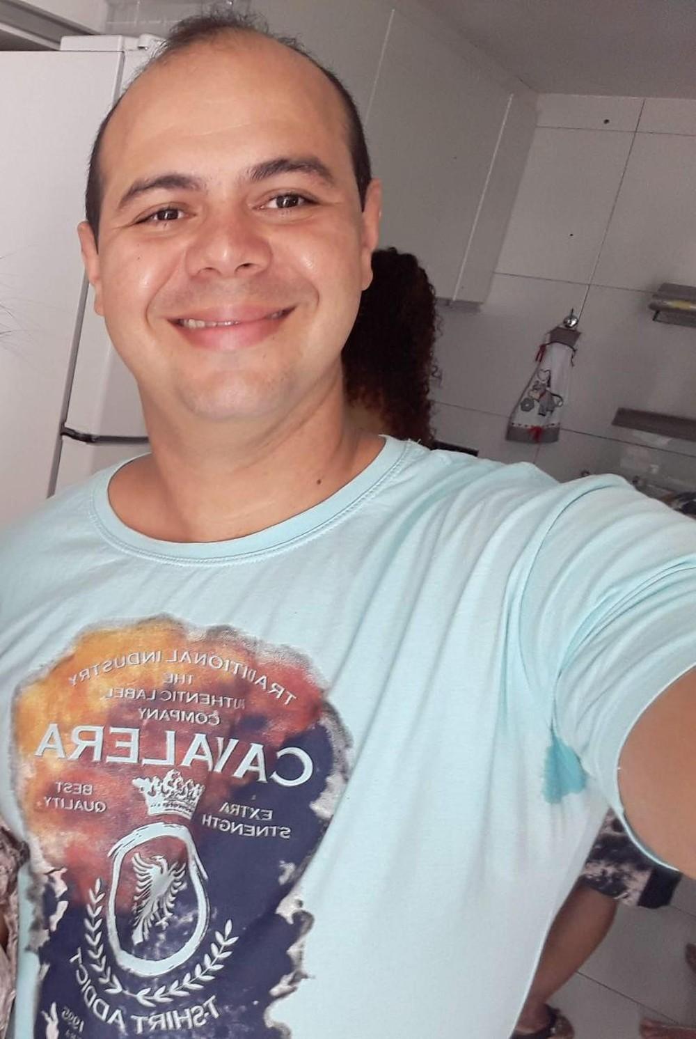 Radiologista Rudson Vieira Batista