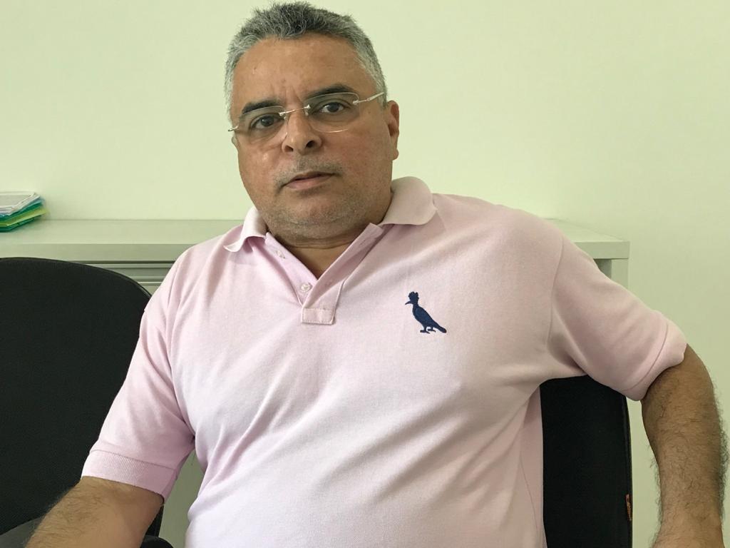 Presidente da Câmara de Vereadores, Fernando Miranda