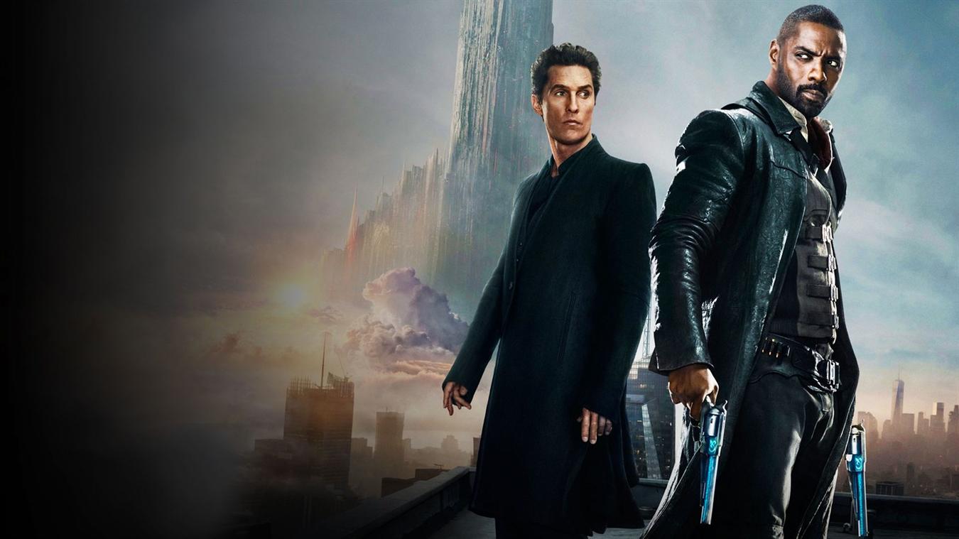 Matthew McConaughey e Idris Elba em A Torre Negra (2017)