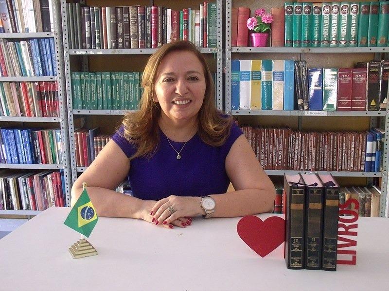 _Secretaria de Educação Conceição Lima (Imagem: Divulgação)