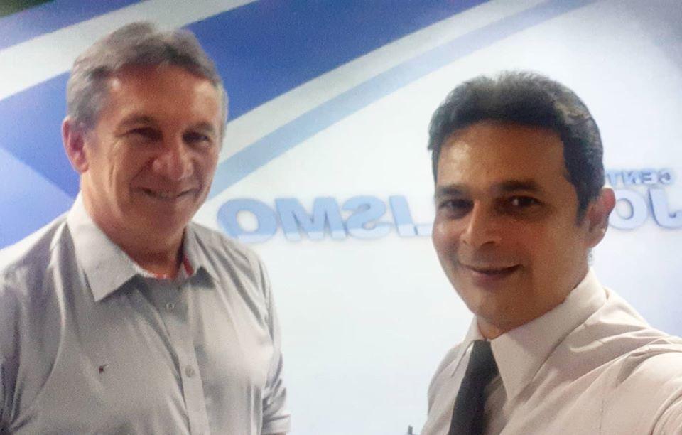 João Neto e Wesslley Sales