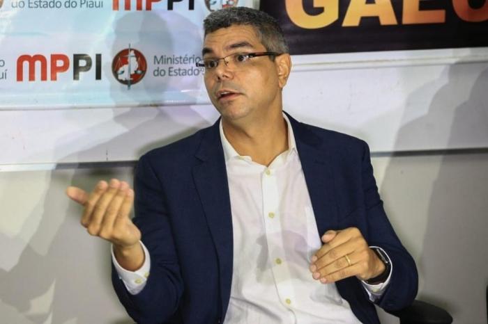 Promotor Vando da Silva Marques