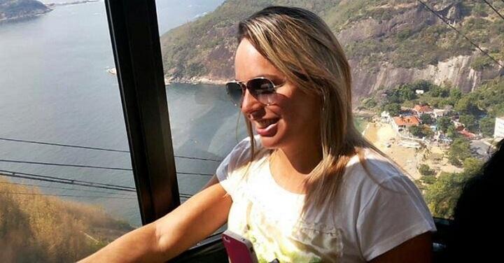 Aretha Dantas (Foto: Reprodução)