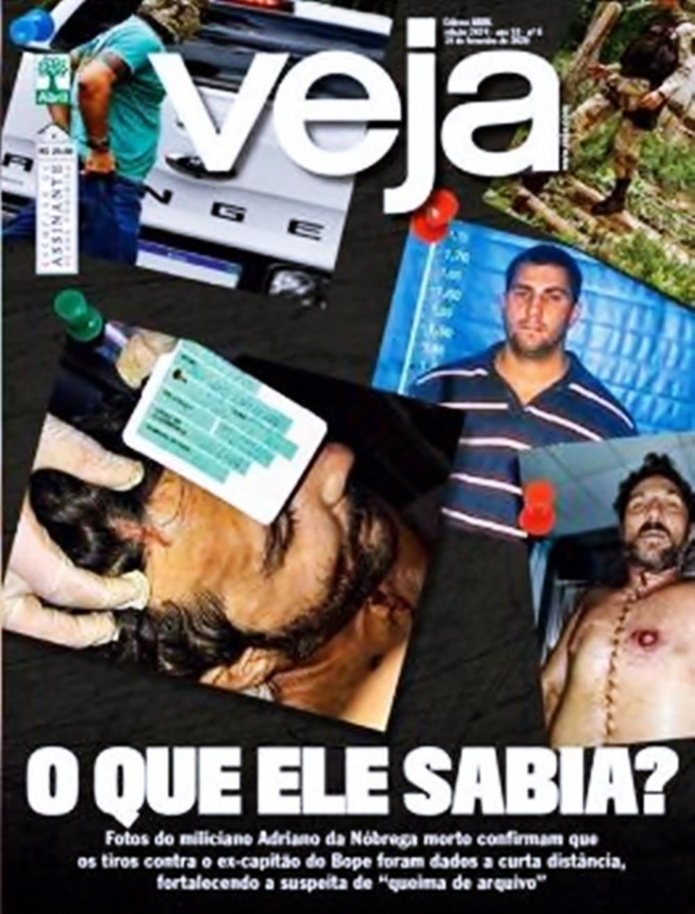 _Capa da Revista Veja sobre o caso