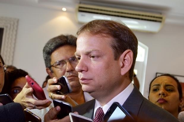 Castro Neto, filho do senador Marcelo Castro