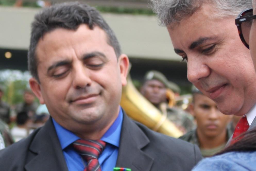 _Prefeito de Campo Maior, Ribinha do PT (Imagem: divulgação)