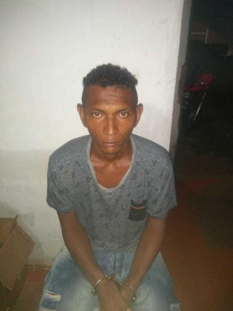 Suspeito: Adriano Borges de Lima