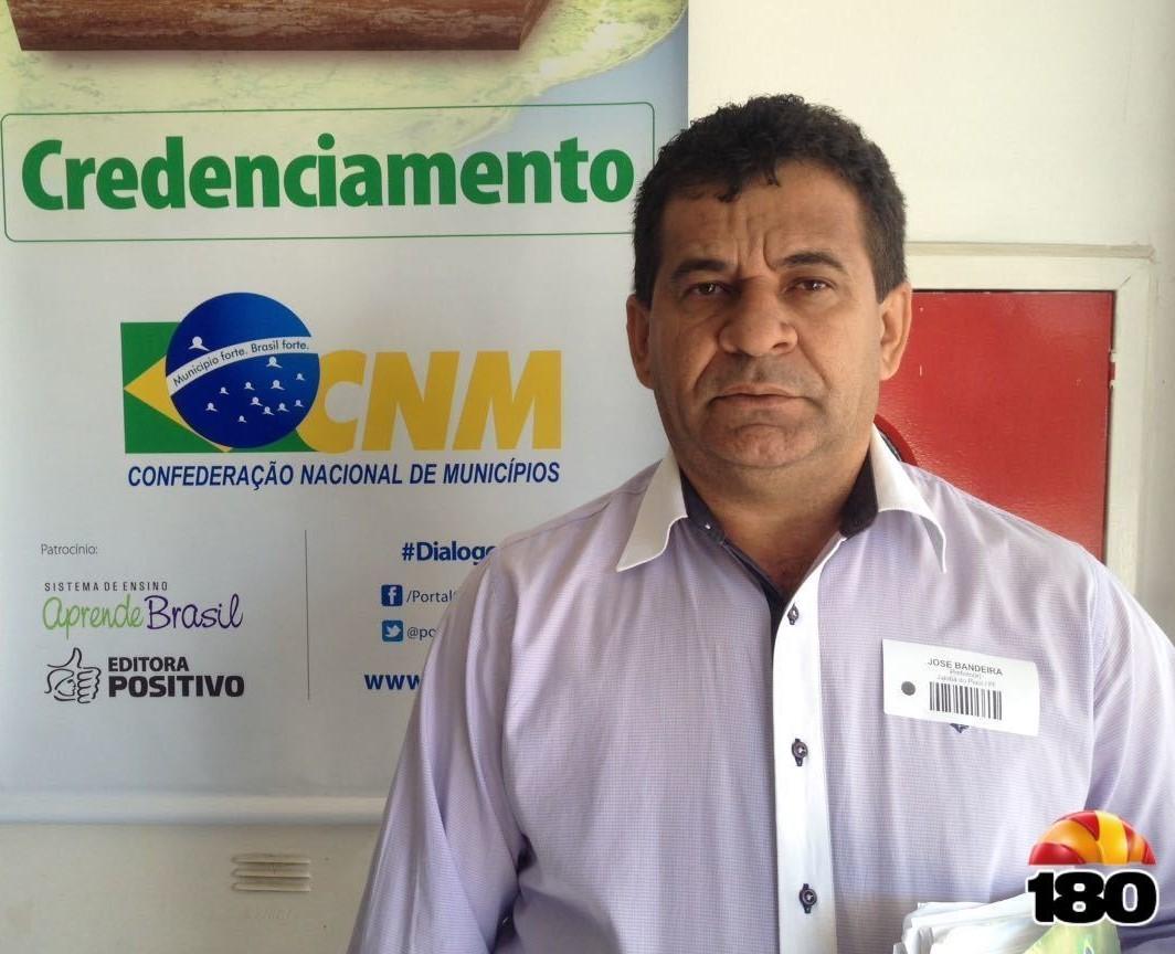 Prefeito de Jatobá do Piauí, Zé Carlos Bandeira