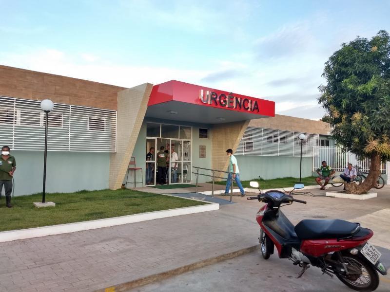 Hospital Regional Justino Luz de Picos