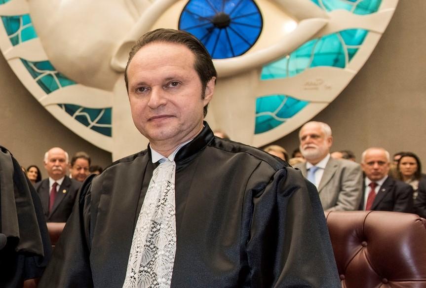_Ministro Joel Ilan Paciornik, do ST (Foto: AMAPAR)