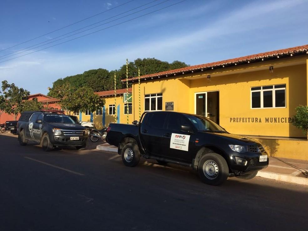 Prefeitura de Bom Princípio do Piauí