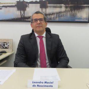 _Procurador-Geral Leandro Maciel (Foto: Divulgação/TCE)