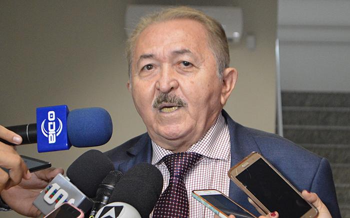 Edvaldo Moura, desembargador do Tribunal de Justiça do Piauí