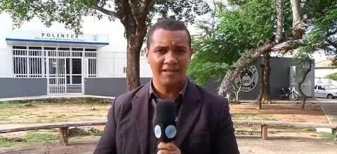 Repórter Matheus Oliveira