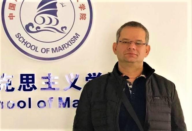 Empresário Danilo Damásio