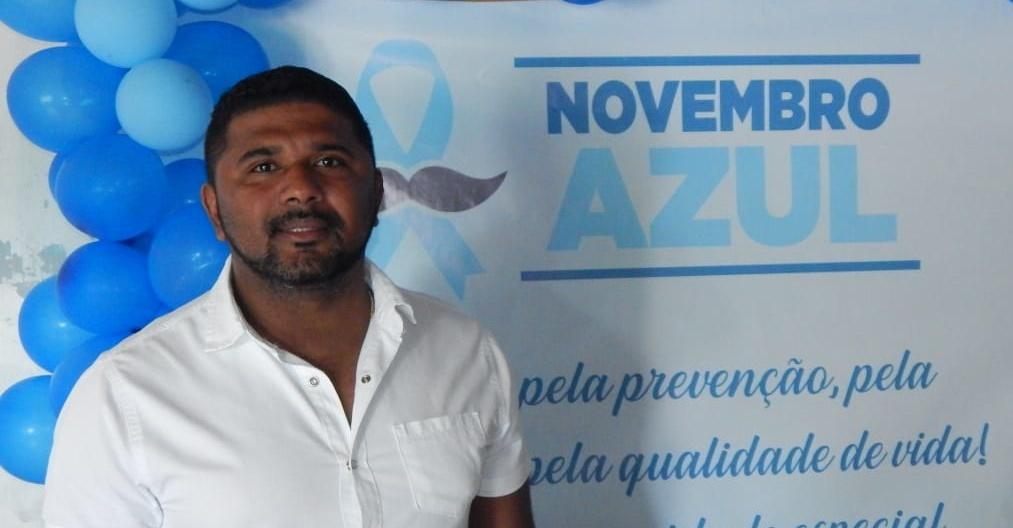 Secretário Danilo Vaz