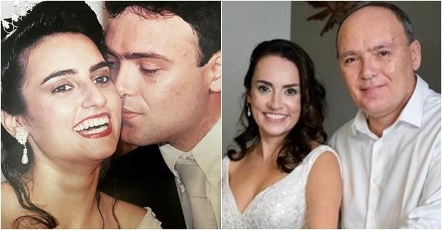Neyara Pinheiro e Mário Pinheiro: 25 anos depois
