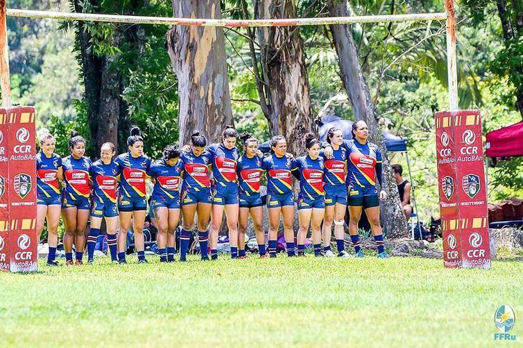 Gêmeas são destaques do Delta, equipe de rugby do Piauí