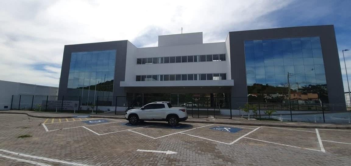 Nova sede do Fórum da Comarca de Picos no bairro DNER