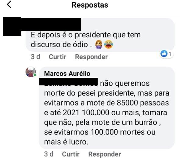 Secretário de cidade do PI diz que Adélio deveria ter usado uma 'peixeira' melhor contra Bolsonaro 3