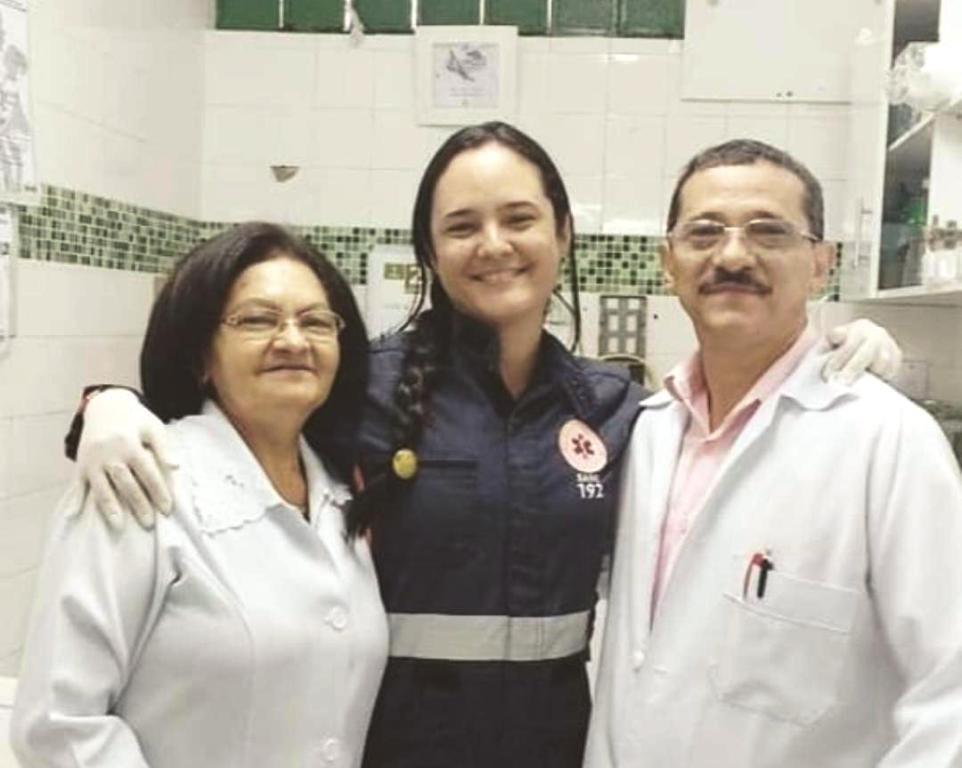 Trabalho de enfermeira do Piauí no combate à Covid-19 é destaque no Jornal Nacional 2