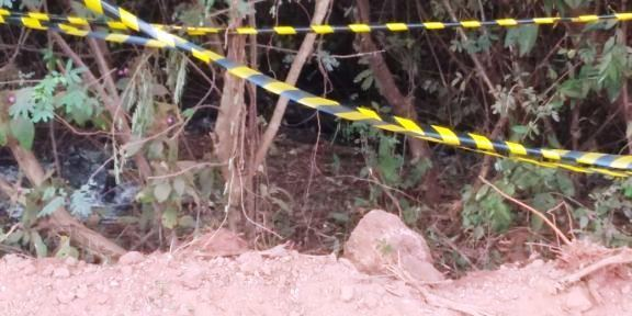 Corpo carbonizado é encontrado ao lado de motocicleta em cidade do Piauí 2