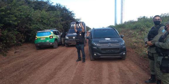 Corpo carbonizado é encontrado ao lado de motocicleta em cidade do Piauí 3