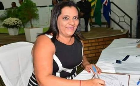 Vereadora Emília Maria Costa Maciel