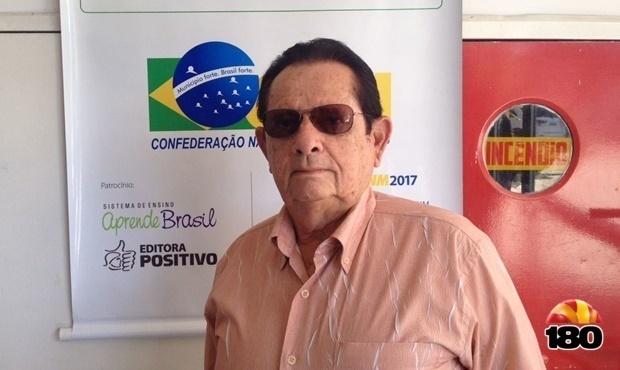 _Prefeito de Uruçuí, alvo de investigação do MPE (Foto: 180graus.com)