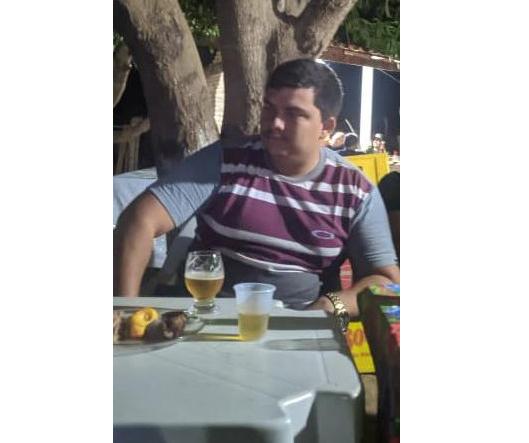José Francisco, vítima de afogamento