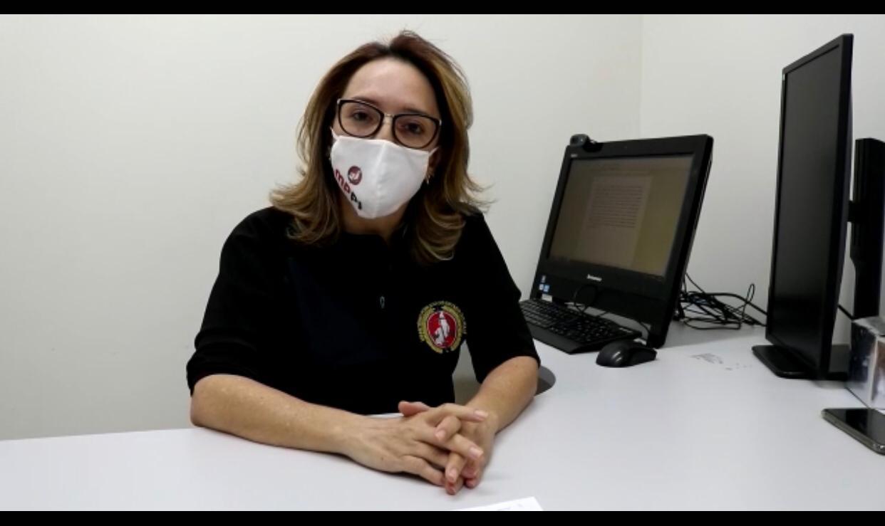 Coordenadora do GAECO, promotora de Justiça Débora Aragão (Imagem: Reprodução)