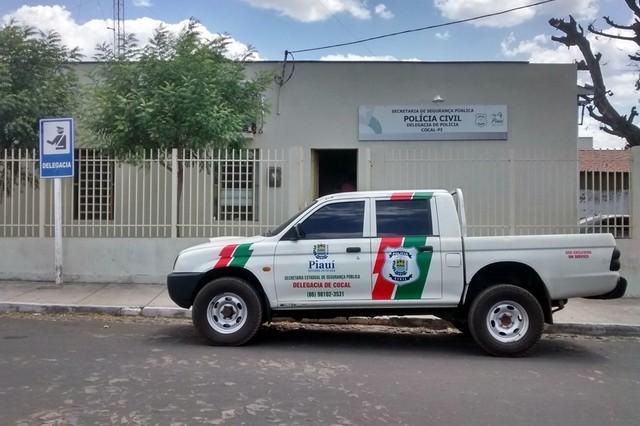 Caso é investigado na delegacia da cidade de Cocal