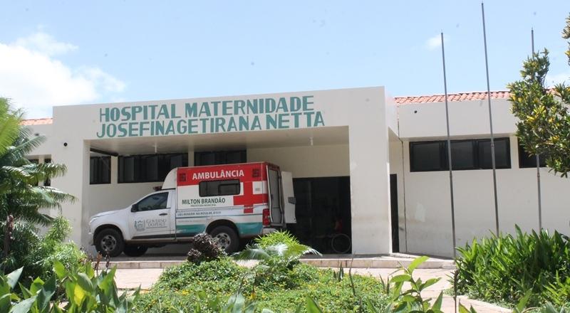 Hospital Municipal Josefina Getirana Neta