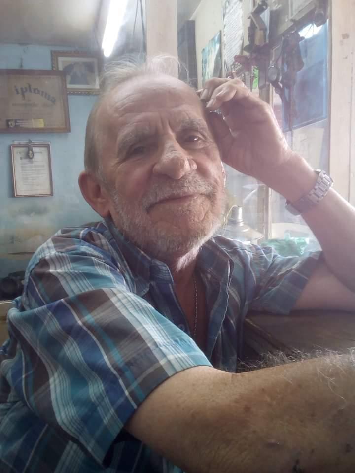 Aprígio Antero dos Santos tem 69 anos