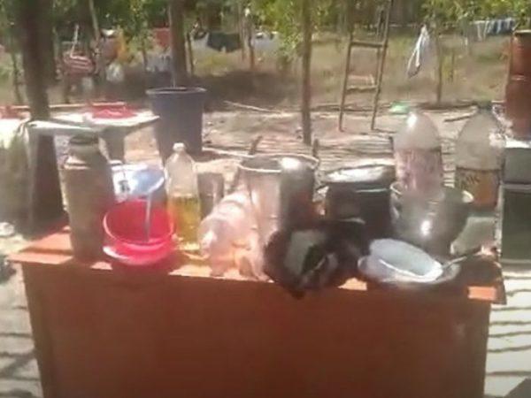 Menina do Piauí comove a web ao pedir casa com geladeira 'para beber água gelada'; Veja o vídeo 3