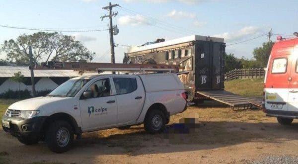 Fazendeiro mata eletricista a tiros após cortar luz por falta de pagamento